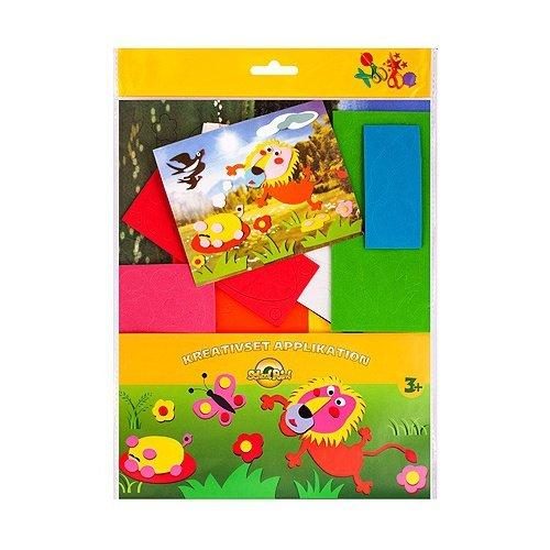 Набор для детского творчества с аппликацией