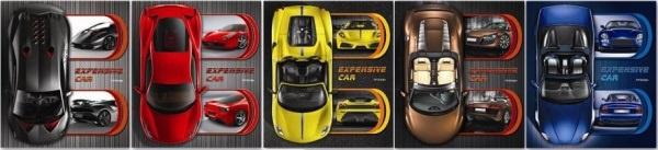 "Тетрадь общ. 48л.  А5  ""Sport Cars"" УФлак.скрепка кл."