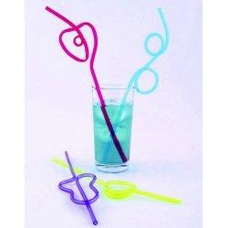 Трубочки для коктейля