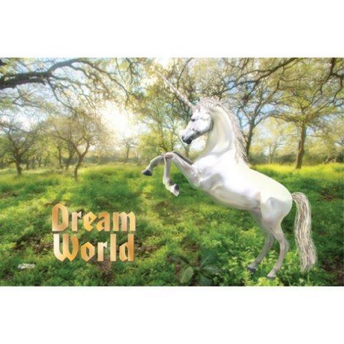 """Альбом для рисования """"Dream world"""""""