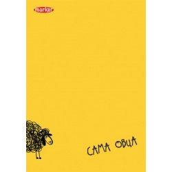 """Записная книжка  А6/80 стр. """"Сам овца"""" кл, сшивка"""