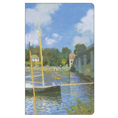 """Тетрадь """"Monet"""" 10*17 см, 40 л, мяг.переплет, скрепка, клетка"""
