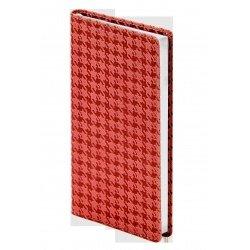 "Записная книжка ""Tweed"" А7+/192стр  , кл,  суперобл."