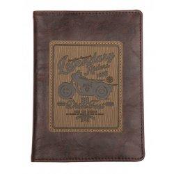 """Обложка для паспорта """"Western"""" Infolio 100*135 мм, иск. кожа"""