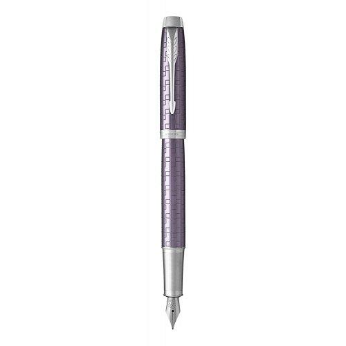 Ручка Parker  IM Premium DK Violet CT перо