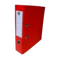 Папка-регистратор А4 7.5см Office Point сборная красный
