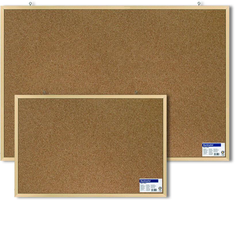 Доска пробковая Office Point 60х90 см