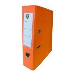 Папка-регистратор А4 7.5см Office Point сборная оранжевая