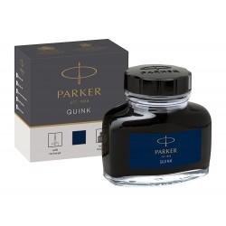 Чернила Parker 57мл сине-черные