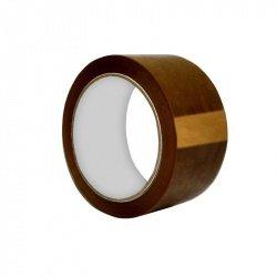 Клейкая лента 50мм 50м 45мк коричневая
