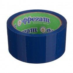 Клейкая лента 48мм 48м 45мк синяя