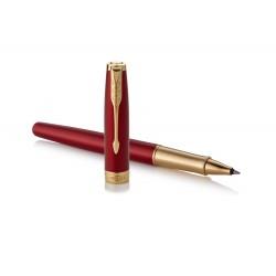Ручка Parker Sonnet Core Laque Red GT роллер