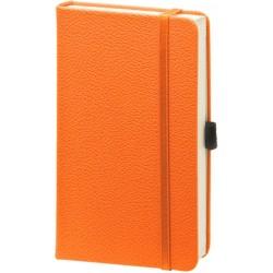 """Записная книжка """"Lifestyle"""" А7+/192стр.рез. оранж."""