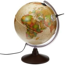 Глобус MARCO POLO D-30 см с подсветкой , русский яз.