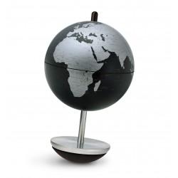 Глобус SEMPREINPIEDI D-11 см BLACK неваляшка, английский язык