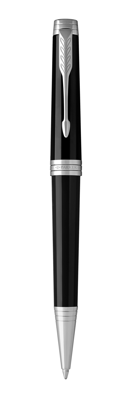 Ручка Parker PREMIER Laque Black CT шариковая