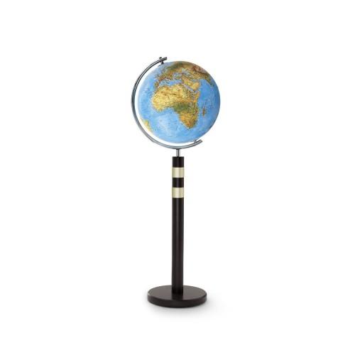 Глобус TWIN BLUE D-40 см с подсветкой, русский язык