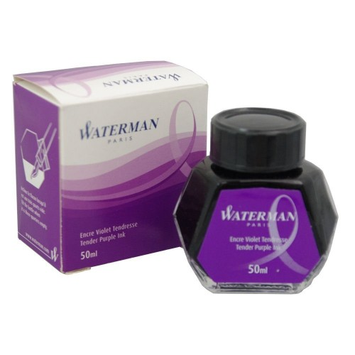 Чернила Waterman 50мл фиолетовые