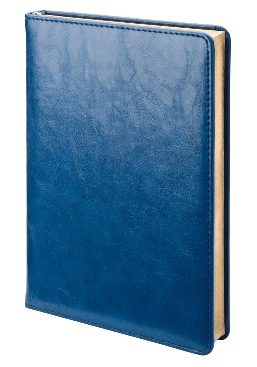 """Ежедневник датированный 2019 """"Atrium"""" 140х200 мм, 352 стр., синий, твердый переплет"""