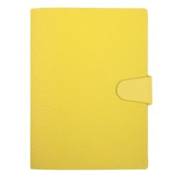 """Ежедневник дат. 2019 """"Palette"""" 140х200 мм, 352 стр., желтый, суперобложка, магн. клап."""