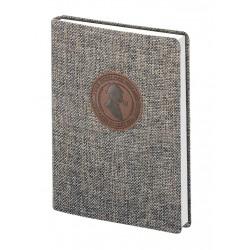 """Ежедневник не датированный """"Sherlock"""" А5/320 стр, интегральный переплет"""