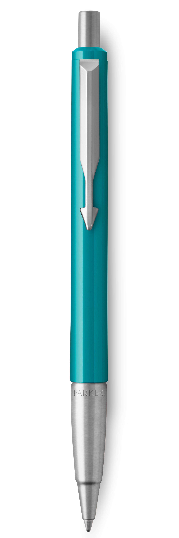 Ручка Parker Vektor Blue-Green шариковая