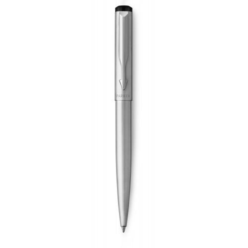 Ручка Parker Vektor Stainless Steel шариковая