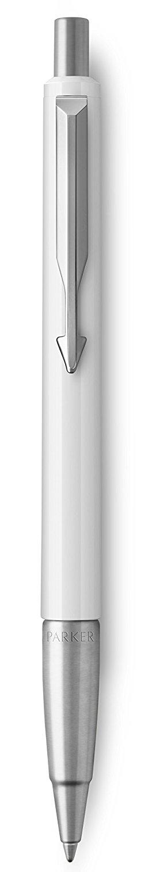 Ручка Parker Vektor Standard White шариковая