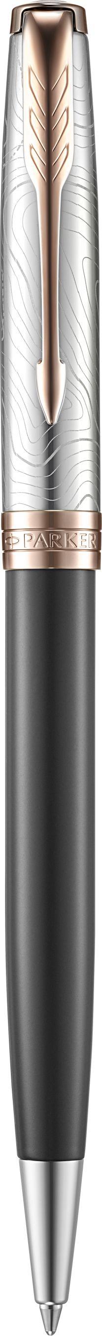 Ручка Parker Sonnet SE18 Grey PGT шарик