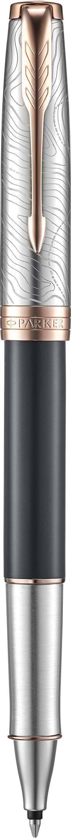 Ручка Parker Sonnet SE18 Grey PGT роллер