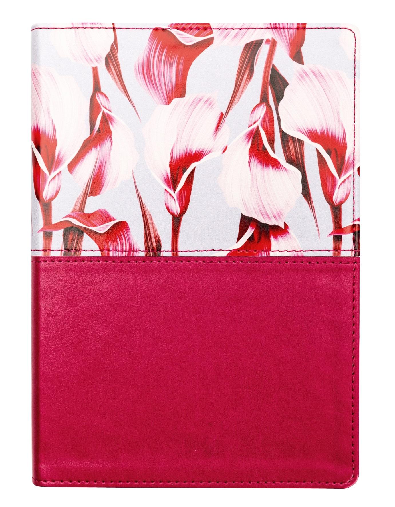 """Ежедневник не датированный """"Joy"""" 120*170/192 стр, кож/зам, интегральный перепл."""