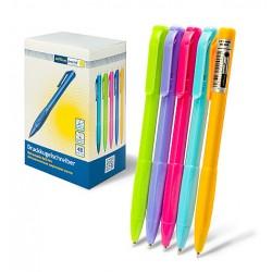 Ручка Office Point шариковая автоматическая DK-692 0.7мм синяя