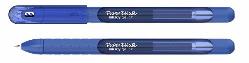 Ручка гелевая Paper Mate INKJOY GEL 600ST синяя