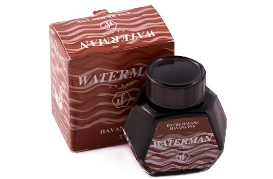 Чернила Waterman 50мл коричневые