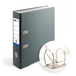 Папка-регистратор А4 7.5 см Office Point разборная серая