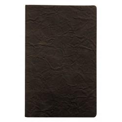 """Ежедневник дат. 2020 """"Modern"""" 140*200/352 стр, коричневый, мягкий переплет, ляссе"""