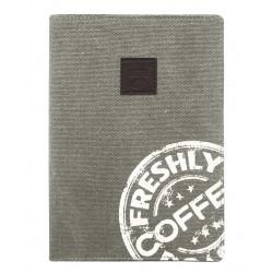 """Ежедневник н/дат. """"Coffe"""" 140х200мм, 320 стр., мягкий переплет"""