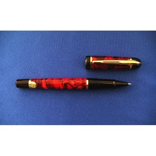 Ручка Waterman Phileas Red Decor роллер