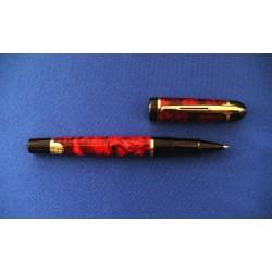 Ручка WT Phileas Red Decor роллер, , шт