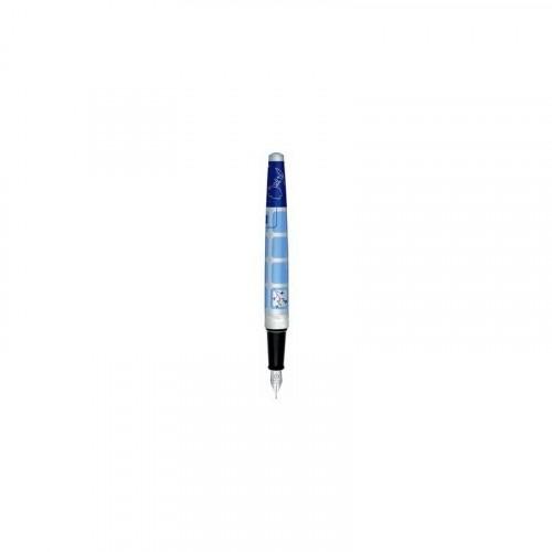Ручка Waterman Audace LOUNGE BLUE CT перо
