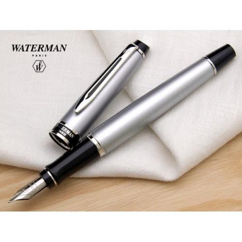 Ручка Waterman Expert Satin Chrome CT перо