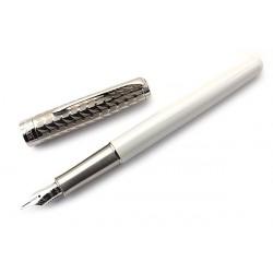 Ручка Parker Sonnet 11 Metal & Pearl CT перо