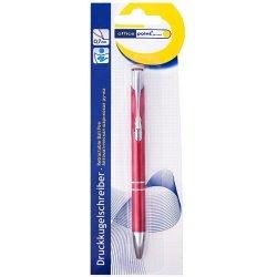 Ручка шариковая автоматическая Office Point Florence
