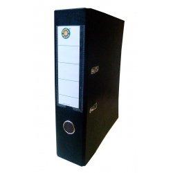 Папка-регистратор А4 7.5см Office Point сборная чёрный